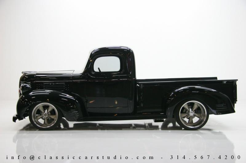 1947 dodge pickup truck for sale st louis missouri. Black Bedroom Furniture Sets. Home Design Ideas